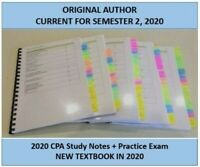 CPA Strategic Management Accounting 2020 HD Study Notes & Index