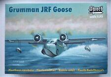 Grumman JRF Goose 1/72 Sword 72011 Rare!