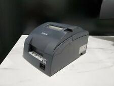 Epson TM-U220B POS Receipt Kitchen Printer Ethernet Interface