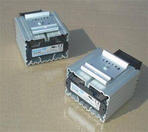 Heizung Schaltschrankheizung für Hutschiene 230V AC 30W Watt Pfannenberg FLH-030