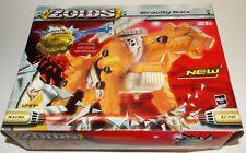Zoids Gravity Saix Action Figure Model Kit #106 1/72 Scale Hasbro 2001 Nib