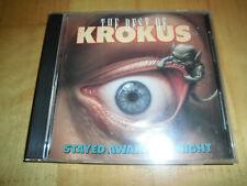 Krokus - Stayed Awake All Night - The Best Of Krokus CD (Arista)