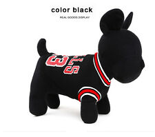 Pet Dog Clothes Summer Sports Dog Vests Mesh Pet Dog Shirts for Chihuahua Yorkie