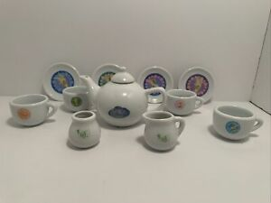 disney fairies tea set