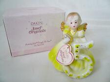 Josef Originals Birthday Angel Girl ~ Five Year Old 5 ~ Figurine Dakin box #1