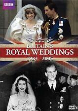 Britain's Royal Weddings 0883929203857 DVD Region 1