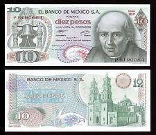 Mexique 10 Pesos 1977 - UNC