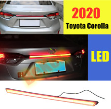 FIT For 2020 Toyota Corolla LED three function trunk rear tail lamp 1PCS