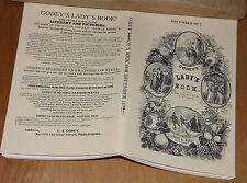 Godey's Lady's Book - December 1872 - Reprint Fashion Monthly
