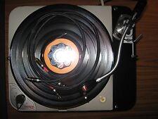 SME TONEARM INTERCONNECT RCA CABLE W/Gnd 3FT  Thorens Garrard Technics Project