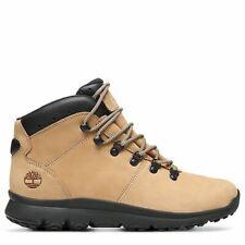 Timberland Men's World Hiker Mid Boots Brown