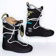 New listing Scarpa Womens Boot Liner Pro Flex G Black Skiing Phantaplastic Size 240 | AN