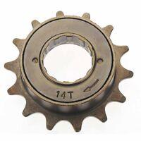 14T 34mm Chrome BMX Freewheel Bicycle Single Speed Cog Sprocket #HD3