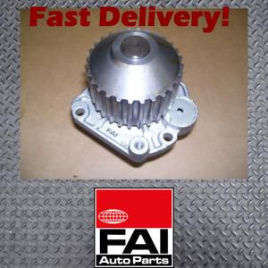 FAI Water pump fits Citroen ES9A XFU XFV C5 C6