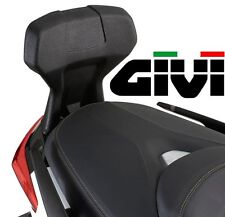 Dosseret passager GIVI YAMAHA X-Max 125 250 400 Xmax dossier maxiscooter TB2111