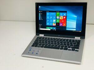 Dell Inspiron 11-3158, Intel Core i3-6100U 2.30GHz, 4GB RAM, 128GB SSD, TOUCHSCR