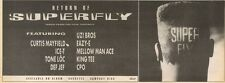 1/9/90 Pgn14 Advert: Return Of superfly An Album Taken From The Film 4x11