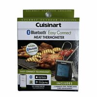 Cuisinart Bluetooth® Easy Connect Meat Thermometer - 2 Stainless Steel Probes