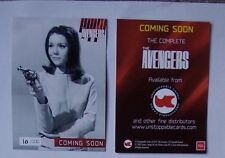 Unstoppable - the Complete Avengers promo card PR1