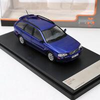 Premium X VOLVO V40 2001 METALLIC DARK BLUE PRD441 1/43 Limited Edition Diecast