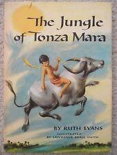 JUNGLE TONZA MARA~Ruth Evans~SOUTHEAST ASIA~Dekdek~1963 1ST HCDJ~Lawrence Smith~