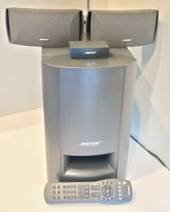 Bose CineMate Series I - 2.1 System w/ remote, Tested, GREAT CONDITION COMPLETE