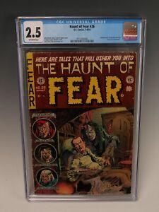 Haunt of Fear #26 CGC 2.5 (E.C. Comics, 1954) Pre Code Horror!