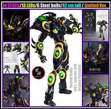 BIG SALE Sanken Bio Booster Armor Black 1/6 Gigantic Guyver III Action Figure