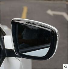 FOR HYUNDAI IX35 TUCSON SIDE REAR VIEW WING MIRROR RAIN GUARD VISOR SHADE COVER