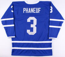 Dion Phaneuf Signed Toronto Maple Leafs Jersey (JSA Hologram) Ready for Framing
