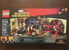 LEGO Marvel Super Heroes Doctor Strange's Sanctum Sanctorum (76060) RETIRED SET