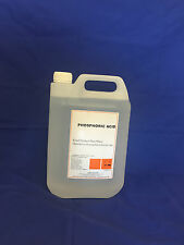 Phosphoric Acid Rust and Limescale Remover Max Strength 85 % (industrial)10 L