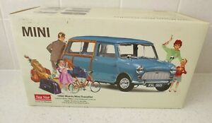 "Boxed Sunstar 1960 Morris Mini Traveller ""Woody"" 1/12 scale"