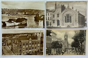 16 x Londonderry Ireland Postcards Guildhall Memorial Hall Shipquay St Derry