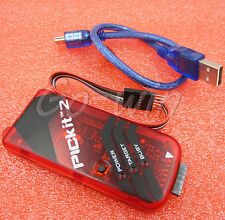 PICkit2 PIC KIT2 debugger programmer for PIC24 PIC32 PIC dsPIC  microcontrollers