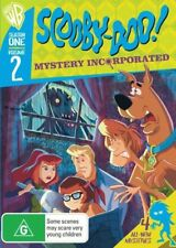 Scooby-Doo!: Mystery Incorporated (Season 1 Volume 2) = NEW DVD R4