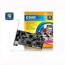 Compro C500 PCI DVI/Analogue Video Capture Card