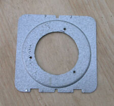 69 plaubel peco  flat lensboard 52.5mm hole for compur 2  3 screw holes