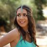 Boho Gold Multi Turquoise Beads Head Chain Women Lady Hair Band Headband Jewelry