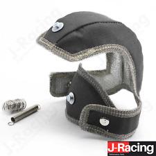 Racing Turbo Blanket Heat Shield Cover For Audi S3 8V / For VW Golf GTi / For VW