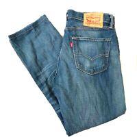 667baa5b Levi Strauss Urban Aqua 501 T Tapered Leg Jean - 28894 00-73 | eBay