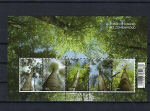 [M146307] Belgium N°BL172 Trees MNH ** FV € 11,00 SUPERB