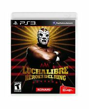 Lucha Libre Heroes Del Ring - Playstation 3 Disc Free Shipping