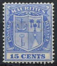 Mauritius 1910 SG#189, 15c Blue MH #A88618