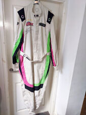More details for 2018 ginetta gt4 supercup btcc support carl boardley team hard signed race suit