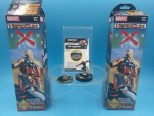 "Heroclix marvel earth X figurine rare ""R"" #37a spider-man s003 web-shooter"