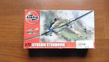 Rare Airfix 1/72 Ilyushin Sturmovik New Sealed #A02013