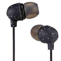 Black House of Marley Little Bird In Ear Headphones Earphones 9mm Driver