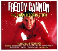 Freddy Cannon: The Swan Records Story: 53 Original Hit Recordings (2-CD) Import