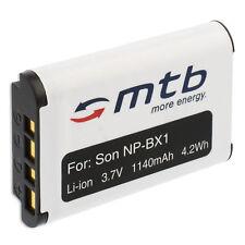 Akku NP-BX1 NPBX1 für Sony Cyber-shot DSC-WX350, HX60, HX60V, H400, HX400V